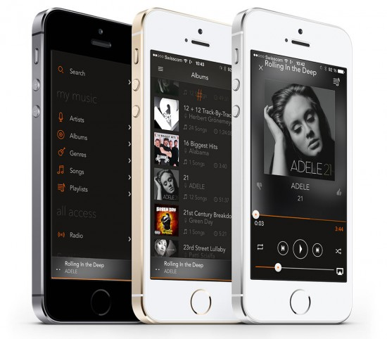 gMusic 2 for iOS