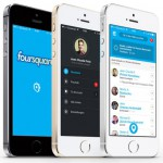 Foursquare: Update bringt neues Design für iOS 7