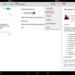 Gmail für Android bekommt Abwesenheitsnotiz und Druckfunktion