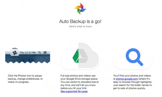 Google+-Foto-Backup-Infoscreen