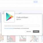 Google Play Store: Guthabenkarten bald auch in der Schweiz erhältlich