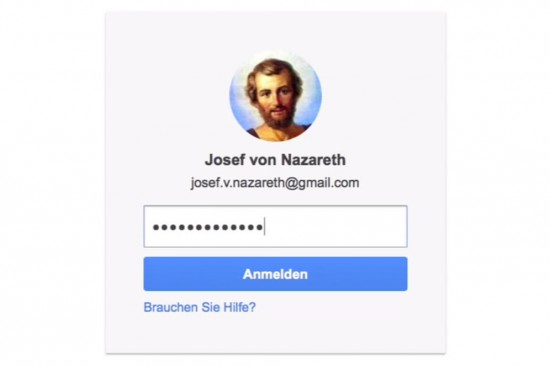 Josef-Gmail-Account