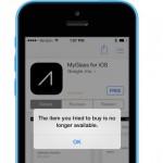 Google Glass: App für iOS kurz im App Store gelistet, erscheint Ende Woche