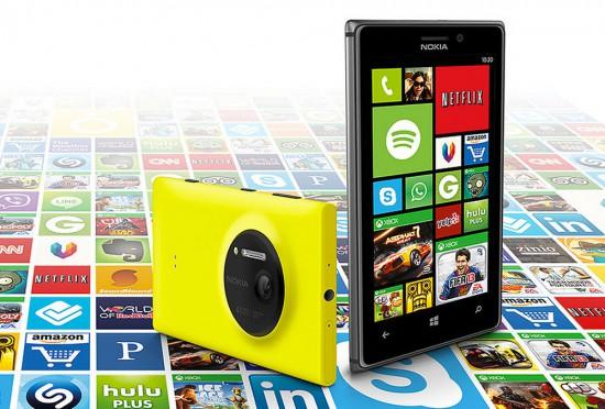 Nokia Lumia Smartphone Banner