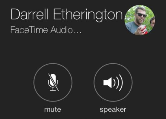 OS X Facetime Audio