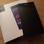 Sony Xperia Z1: Power Smartphone ohne Angst vor Wasser