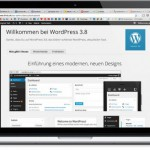 WordPress 3.8 mit neuem Design veröffentlicht