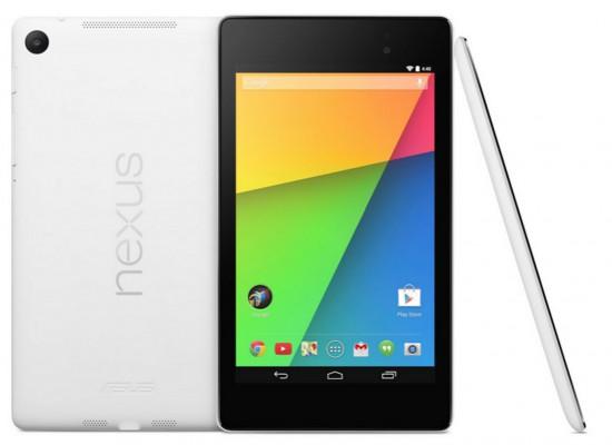 Nexus 7 2013 weiss