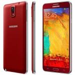 Samsung Galaxy Note 3: Goldene und Rote Versionen für 2014 geplant