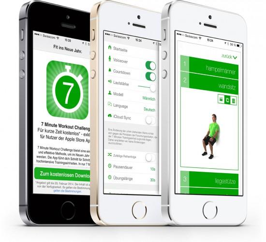 7-Minuten-Workout-Challenge-App
