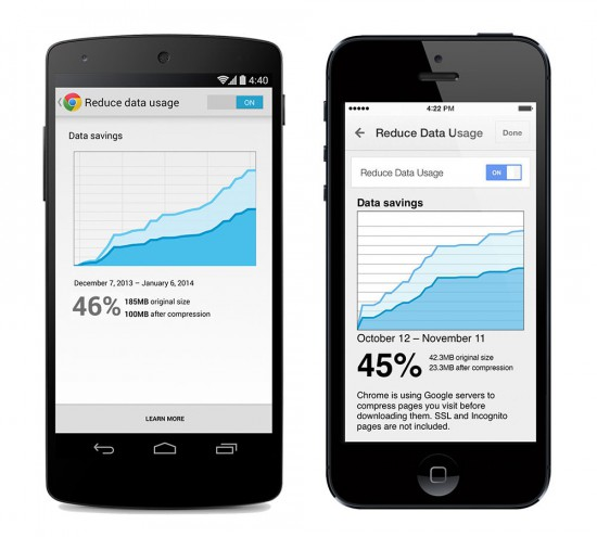 Chrome-Mobile-Data-Usage