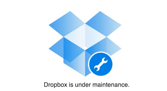 Dropbox-Maintenance