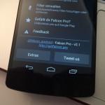Falcon Pro Twitter-App 2.1 erscheint mit Verbesserungen
