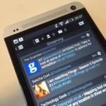 Falcon Pro Twitter-App: Entwicklung geht weiter