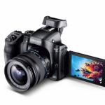 Samsung stellt Systemkamera NX30 vor
