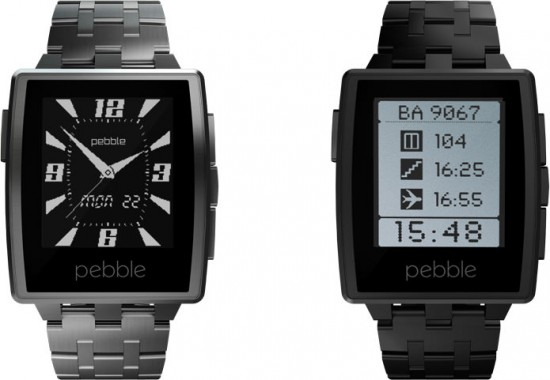 Pebble-Steel-Silver-and-Black