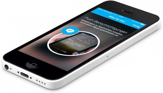 Skype-Push-on-iPhone-5C