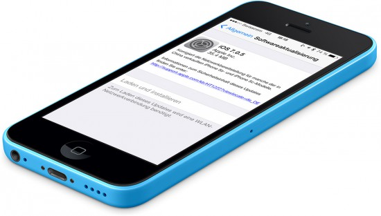 iOS-7.0.5-on-iPhone-5C