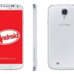 Samsung verteilt Android 4.4.2 für das Galaxy S4