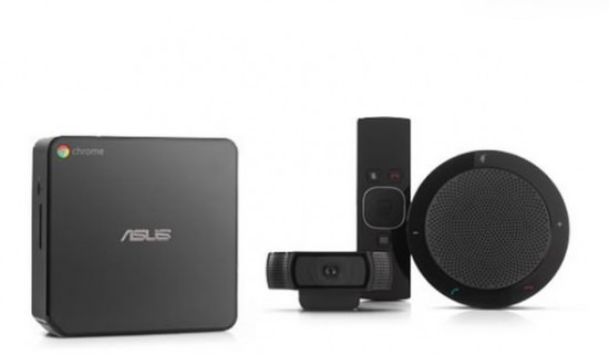 Chromebox Konferenz System