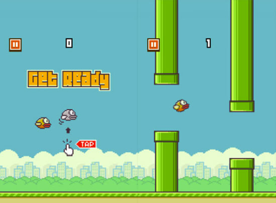Flappy-Bird-Game