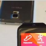 MWC 2014: Samsung Galaxy S5 zeigt sich kurz auf Video