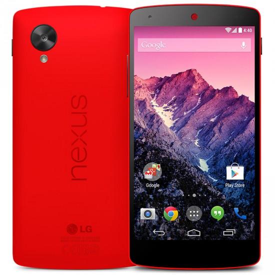 Google-Nexus-5-Rot