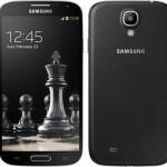 Samsung stellt Galaxy S4 und S4 Mini Black Edition vor