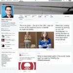 Twitter testet komplett neues Design in Anlehnung an Google+ und Facebook