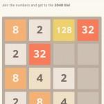 2048: Süchtig machendes Puzzle-Spiel für den Browser, iOS, Android und Windows Phone