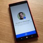 Facebook Messenger für Windows Phone 8 erschienen