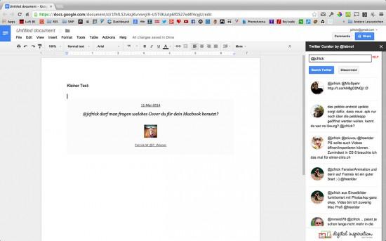 Google-Docs-AddOn