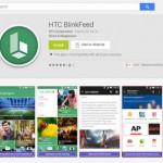 HTC BlinkFeed für weitere Android Geräte im Play Store