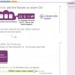 Microsoft bereitet OneNote für Mac vor um Evernote anzugreifen