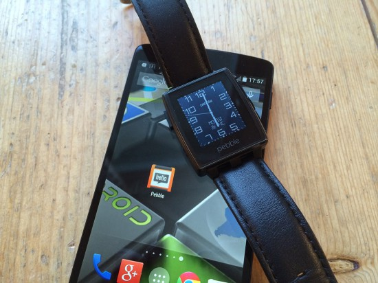 Pebble-for-Android