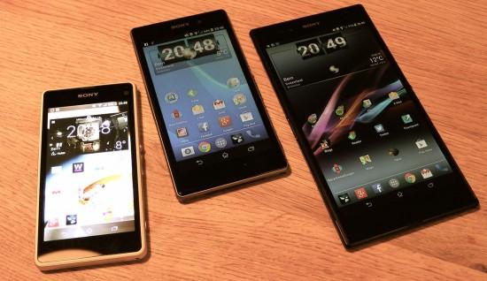 Sony-Xperia-Z1-Z1-Compact-und-Z-Ultra