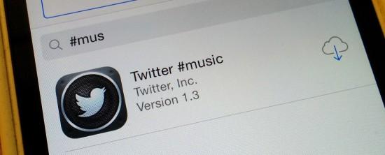 Twitter-Music-in-App-Store
