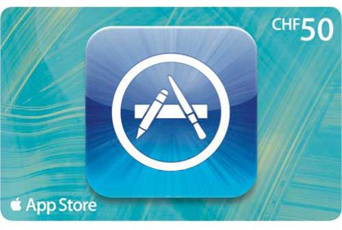 iTunes-App-Store-Gutschein-50-CHF