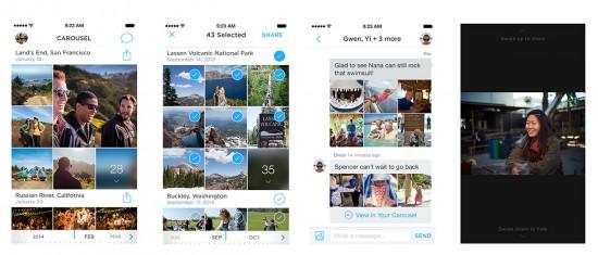Dropbox-Carousel-App