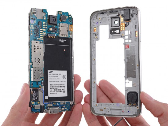 Galaxy-S5-iFixit-Teardown
