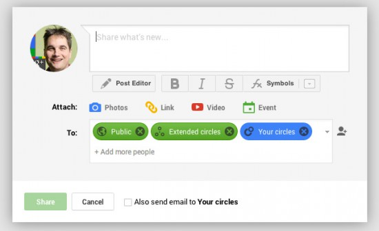 Google+-Post-Editor-Extension