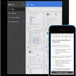 Google Docs und Google Tabellen Apps für iOS und Android veröffentlicht