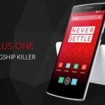 OnePlus One: Top Smartphone mit CyanogenMod ab 269 Euro