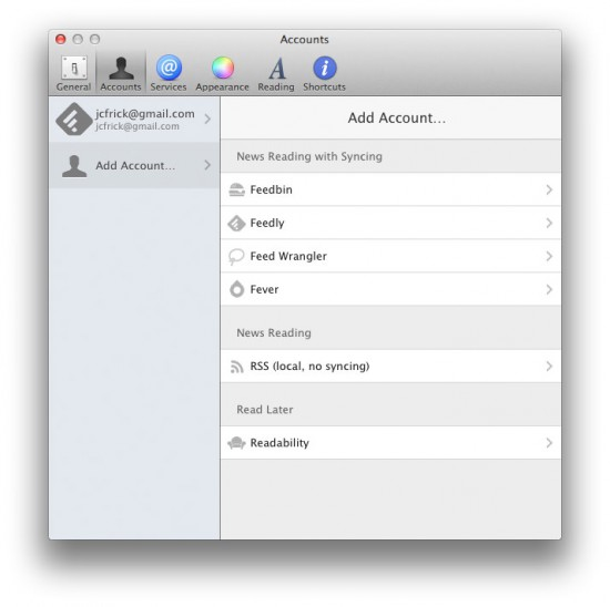 Reeder-2-for-Mac-RSS-Services