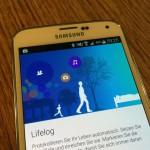 Sony Lifelog App mit weiteren Smartphones kompatibel