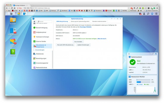 Synology-Diskstation-5-Update