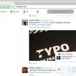 Twitter bringt Benachrichtigungen auf eigener Webseite
