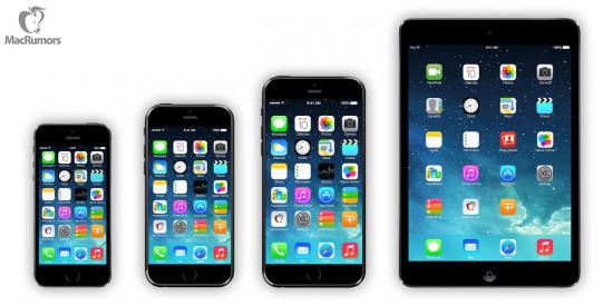 iPhone 6 iPad Air
