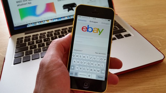 Ebay-App-on-iPhone-5C