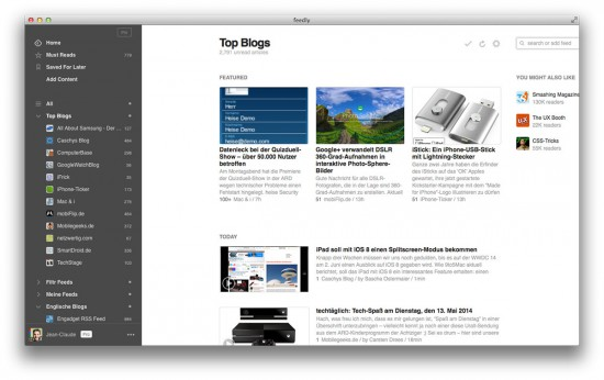 Feedly-App-for-Mac